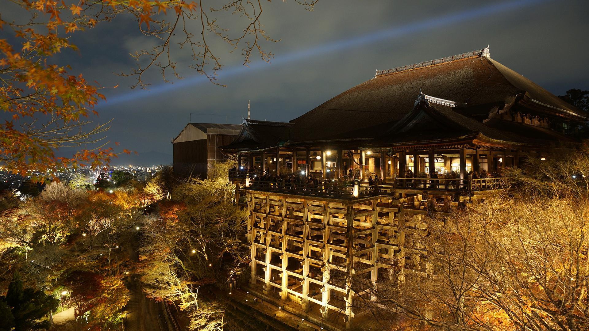 日本大阪风景图片桌面壁纸