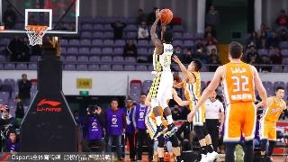 CBA常规赛第10轮:北控男篮137-136上海男篮