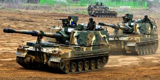 印度国产K9火炮生产线曝光,正全力生产