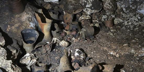 考古学家在墨西哥洞穴发现了超1000年前玛雅祭祀遗址