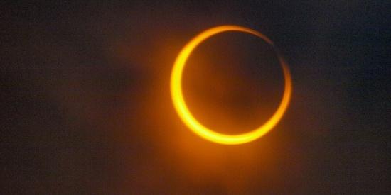 日食高清图片