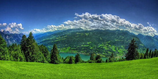 唯美护眼自然风景桌面壁纸