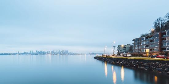 哥伦比亚城市风景图片桌面壁纸
