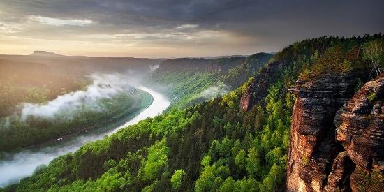 唯美迷人的自然风景高清壁纸