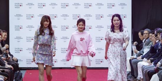 日本时装周模特都素颜 颜值逆天吓人!