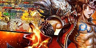 手游《怒斩轩辕2》海报图片