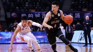季后赛1/4决赛:深圳男篮VS北京男篮