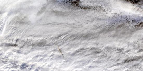 NASA卫星拍到巨大火球 威力是核弹的10倍