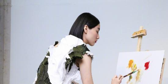 上海时装周Caroline Hu2019秋冬系列图片