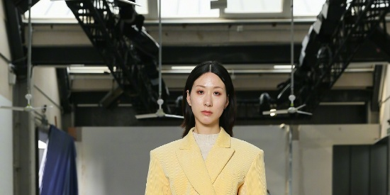 上海时装周SAMUEL GUì YANG 2019 秋冬系列图片