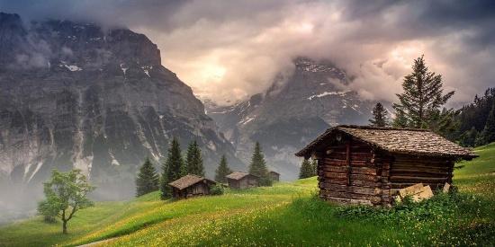 大自然山水风光唯美图片桌面壁纸