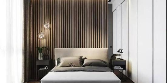 10㎡卧室,如何设计显大显高级?
