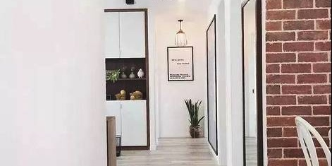 走廊除了挂画还能这样设计,品味瞬间不一样了!