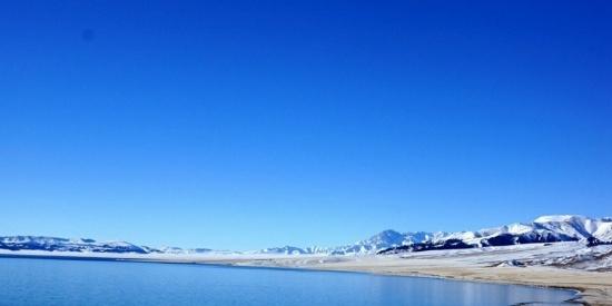 北国春天湖风景摄影图片壁纸