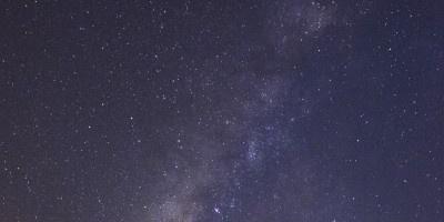 灿烂的星空图片