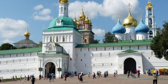 俄罗斯东正教教堂图片