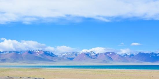 西藏羊卓雍措唯美山水风景摄影图片大全