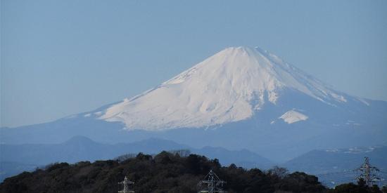 唯美富士山高清桌面壁纸