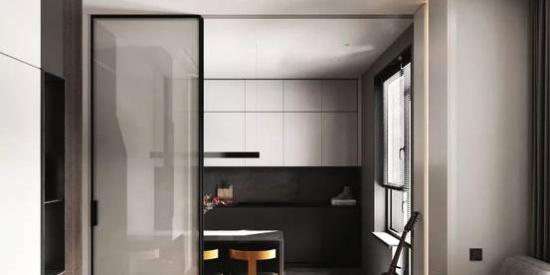 65㎡ 卧室这样设计,收纳多一倍