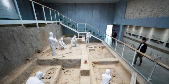 重现上海先民的衣食起居 马桥文化展示馆激活远古记忆