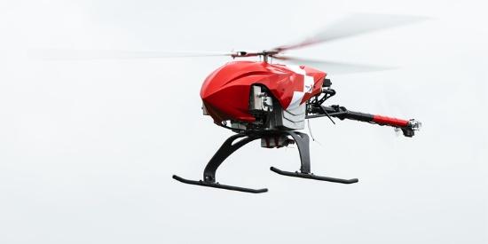瑞士空中救援组织发明新型救援无人机
