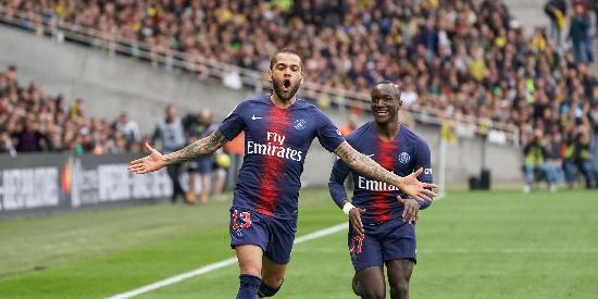 法甲-姆巴佩缺阵巴黎2-3遭爆冷两连败