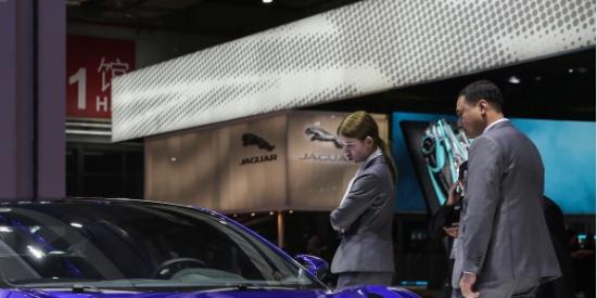 """汽车变身""""摄影师"""" 再探上海车展令人""""难忘""""的车型"""