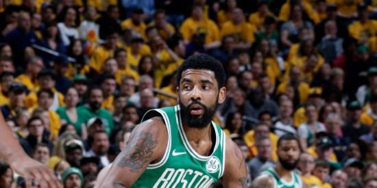 NBA季后赛首轮:凯尔特人VS步行者G3