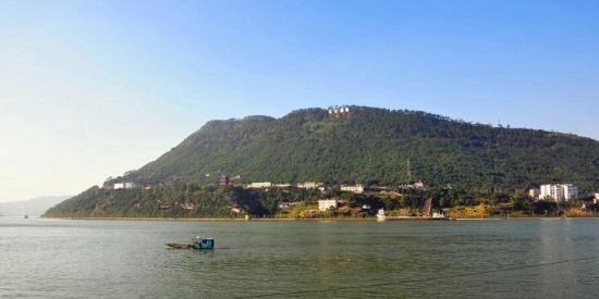 重庆市涪陵区风景摄影图片壁纸