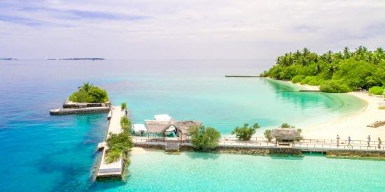 美丽的海岛旅游风景摄影图片大全