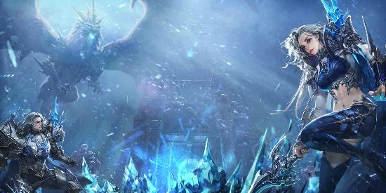 《永恒之塔》游戏场景桌面壁纸