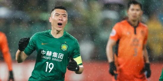 亚冠小组赛:国安vs武里南