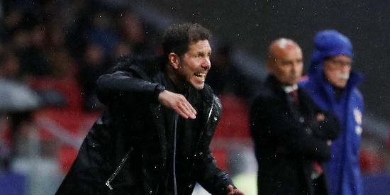 马竞3-2险胜巴伦西亚 巴萨延迟夺冠