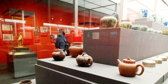 796件意大利返还中国流失文物国博首展