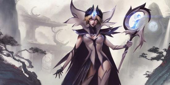 英雄联盟游戏美女桌面壁纸图片