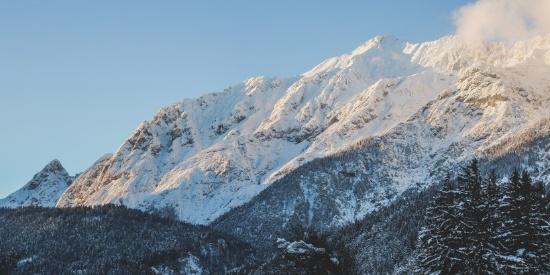 奥地利唯美雪山旅游风景摄影图片大全