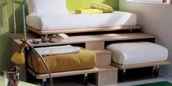 看了这20种聪明设计,终于知道要怎么改造房间!