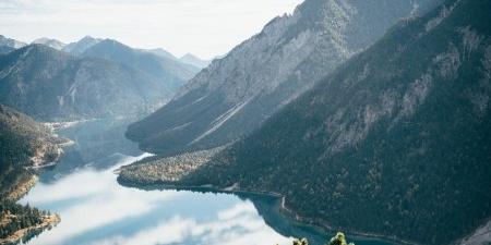 壮美的峡谷图片