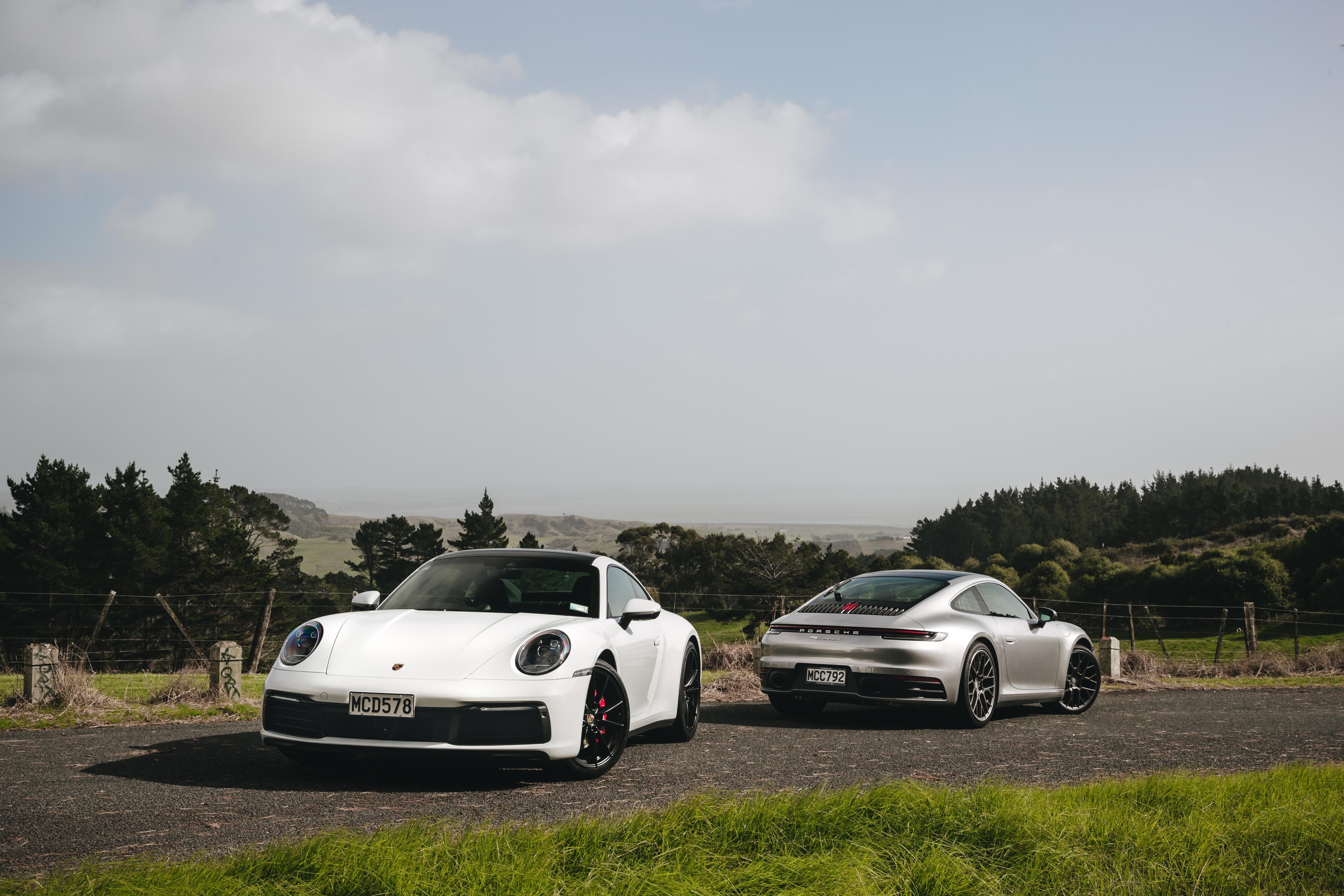Porsche 911 (992)(分辨率:4000)