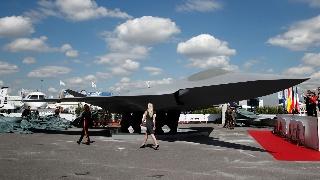 巴黎航展最重磅武器来了!法德六代机揭神秘