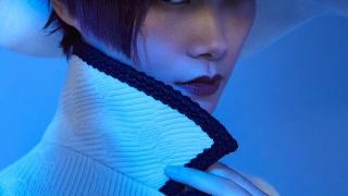 李宇春最新时尚大片,夏季将荧光色玩转到底