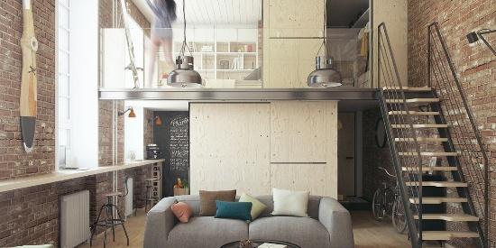 30平米小户型公寓装修风格效果图大全