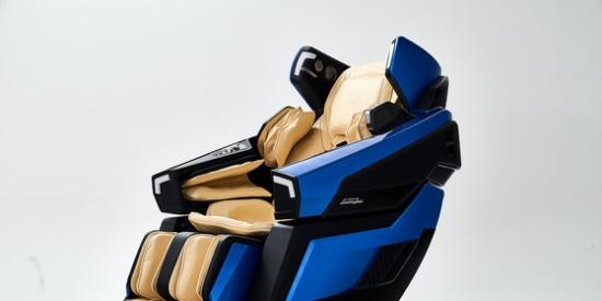 兰博基尼推出超强按摩椅,售价和超跑一样只能看看_图片之家