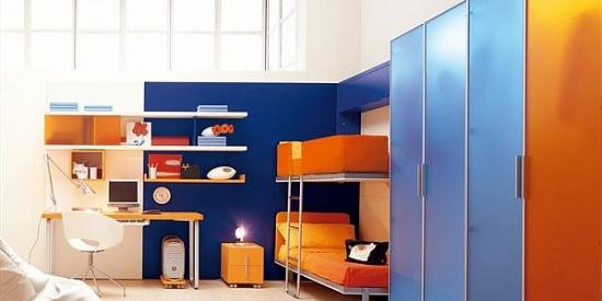 Lollisoft可折叠上下床,既美观大方又节省空间!_图片之家