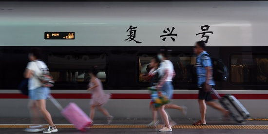 2019铁路暑运正式开启