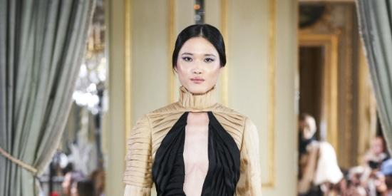 巴黎时装周,高定女装高级感十足!