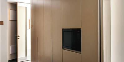 """果而室内设计-深圳""""折叠""""项目:真实与虚拟的和谐共存"""