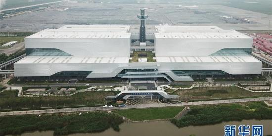 上海老港:生活垃圾的最后一站