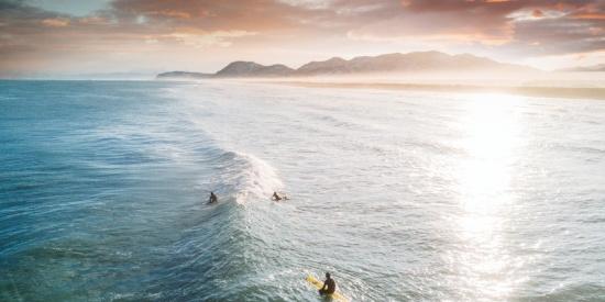 唯美大海自然风景图片