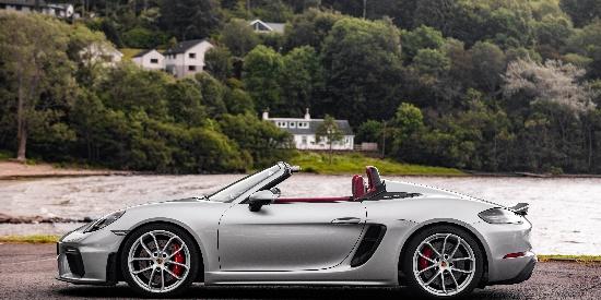 2020 Porsche 718 Spyder  (分辨率:5000)